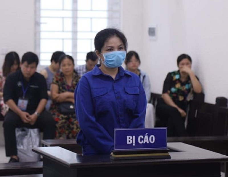 Cựu nữ thượng úy công an kêu oan vụ gài bẫy ma túy - ảnh 1