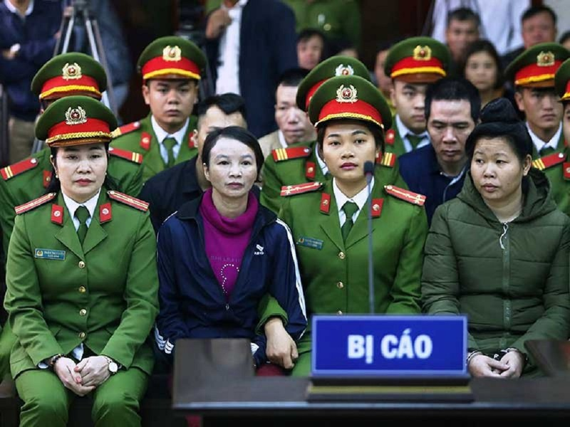Sắp xử phúc thẩm mẹ của nữ sinh giao gà ở Điện Biên - ảnh 1