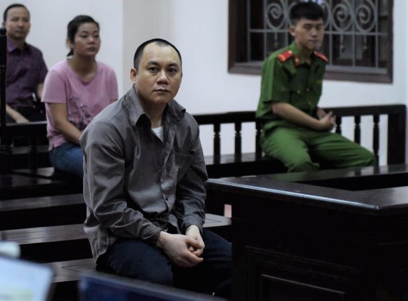 Y án tài xế container Lê Ngọc Hoàng 4,5 năm tù - ảnh 1