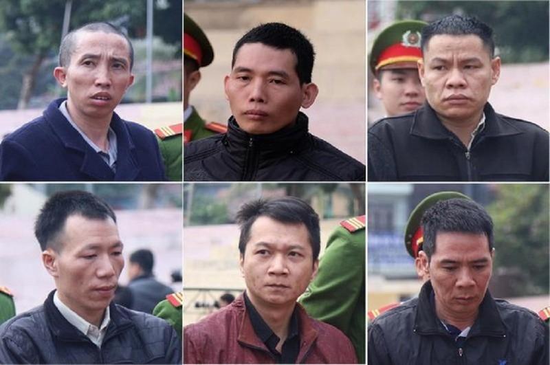 Cha của nữ sinh giao gà Điện Biên xin không tử hình 6 bị cáo  - ảnh 1