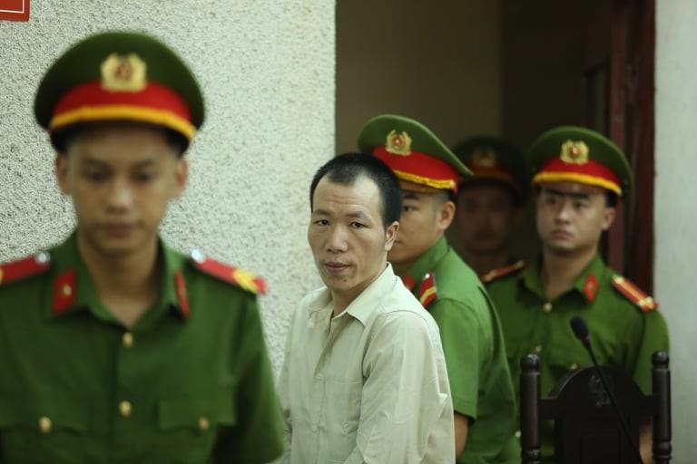 Kêu oan, mẹ nữ sinh giao gà bị sát hại ở Điện Biên ra tòa - ảnh 5