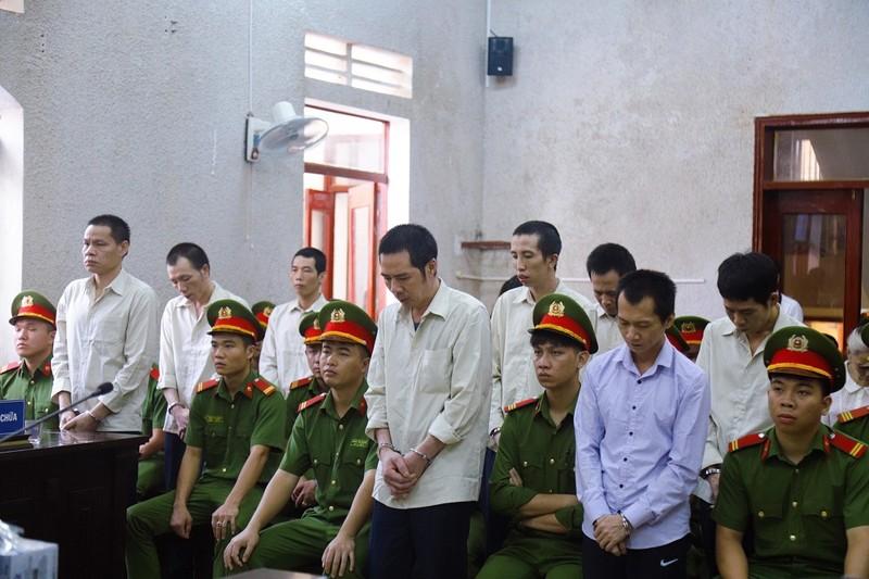 Y án tử hình 6 bị cáo sát hại nữ sinh giao gà Điện Biên - ảnh 1