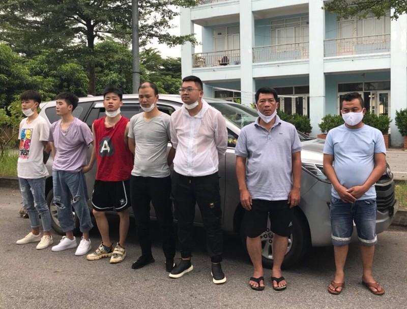 5 người Trung Quốc nhập cảnh trái phép vào Việt Nam - ảnh 1
