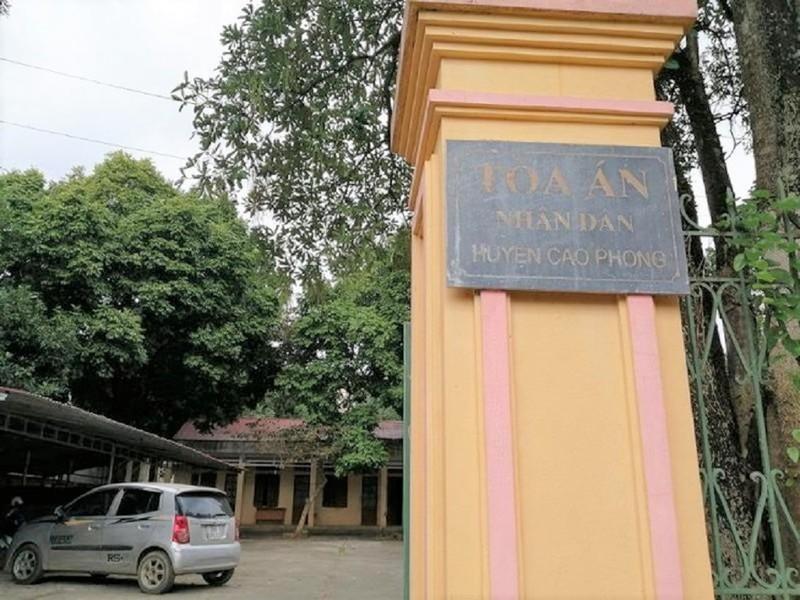 Bị truy nã 27 năm vẫn trở thành chánh văn phòng TAND huyện - ảnh 1