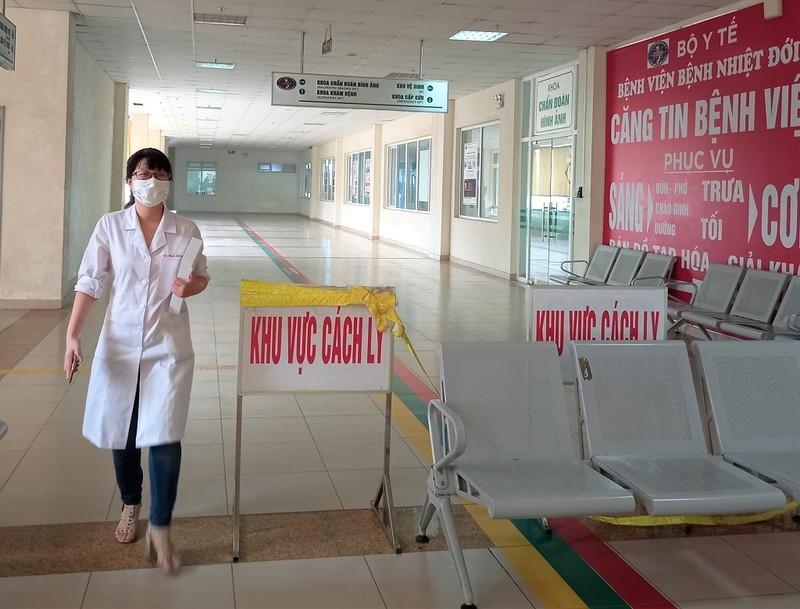 Cận cảnh bệnh viện đón 120 bệnh nhân COVID-19 vào chiều nay - ảnh 8