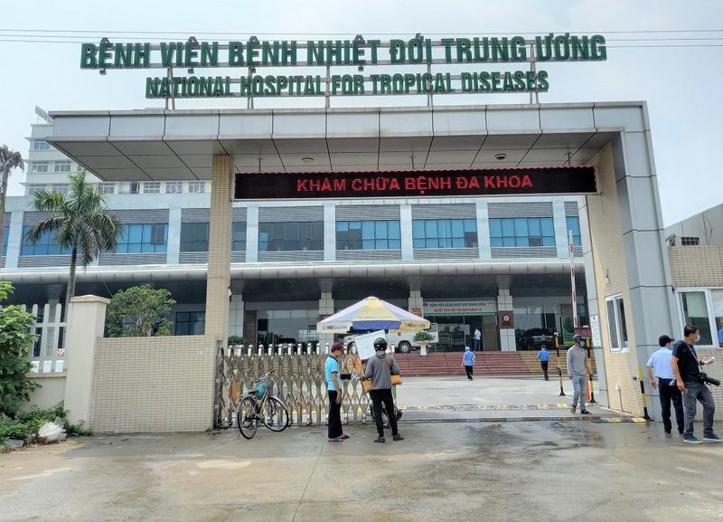 Cận cảnh bệnh viện đón 120 bệnh nhân COVID-19 vào chiều nay - ảnh 1