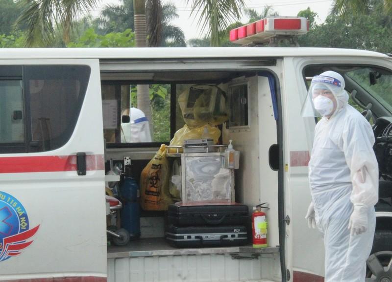 Quy trình đặc biệt đón nhận 120 bệnh nhân COVID-19 từ Guinea - ảnh 8
