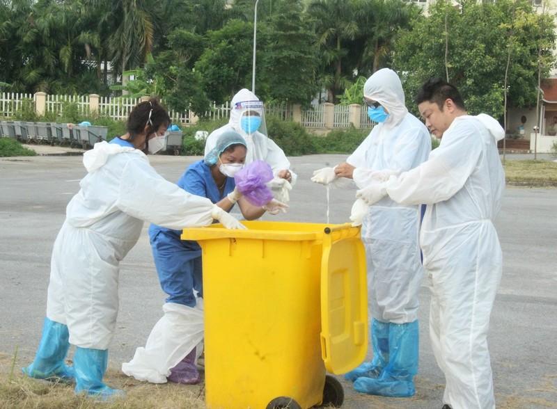 Quy trình đặc biệt đón nhận 120 bệnh nhân COVID-19 từ Guinea - ảnh 10