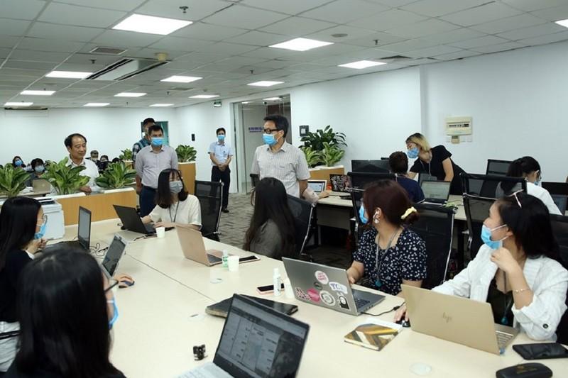 'Ổ dịch' COVID-19 ở Đà Nẵng tập trung chủ yếu tại 3 bệnh viện - ảnh 1