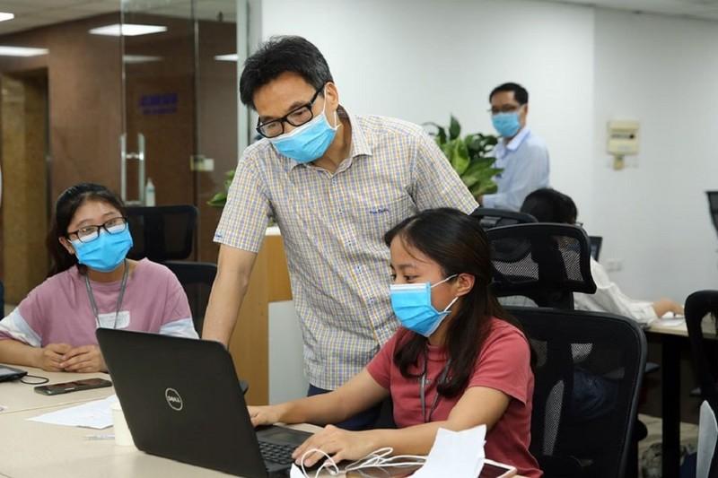 'Ổ dịch' COVID-19 ở Đà Nẵng tập trung chủ yếu tại 3 bệnh viện - ảnh 2