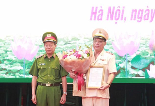 Công an TP Hà Nội có tân giám đốc - ảnh 1