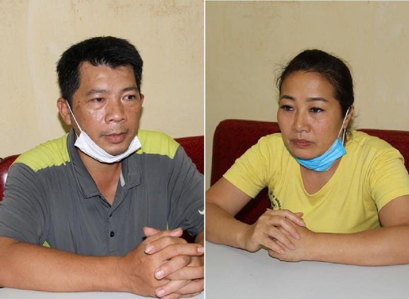 Bắt 2 nghi phạm đưa người Trung Quốc vượt biên vào TP.HCM - ảnh 1