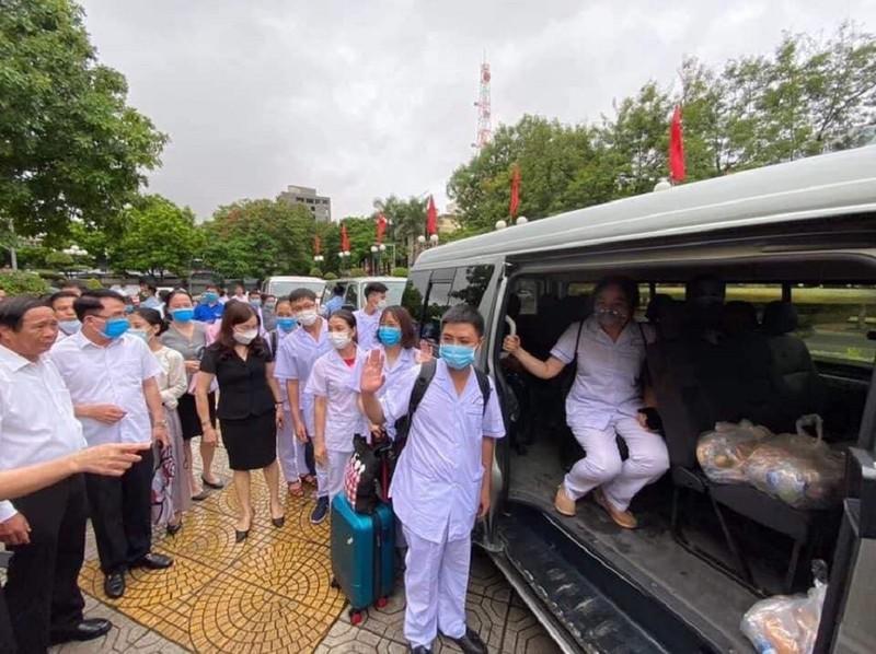Hải Phòng chi viện cho Đà Nẵng chống dịch COVID-19 - ảnh 1