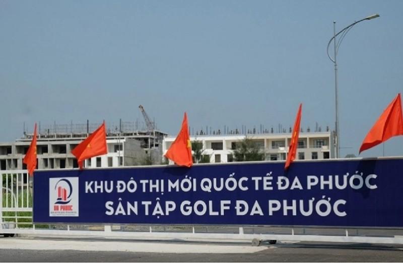 TTCP kiến nghị thu hồi dự án KĐT quốc tế Đa Phước - ảnh 1
