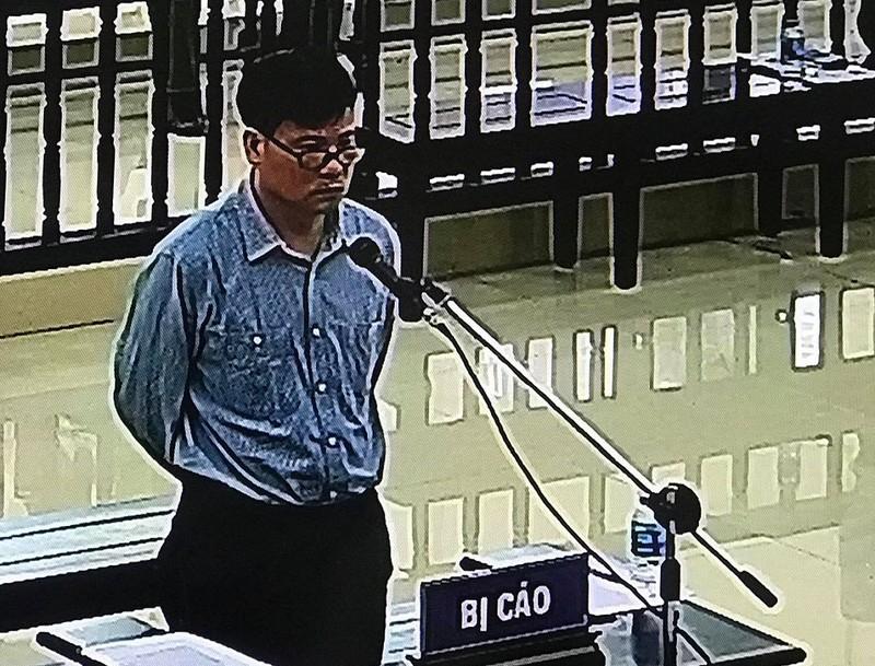 Cựu nhà báo Trương Duy Nhất hầu tòa phúc thẩm - ảnh 1
