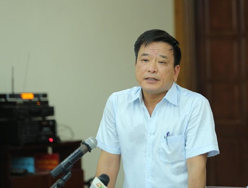Bắt giam tổng giám đốc công ty thoát nước Hà Nội - ảnh 1