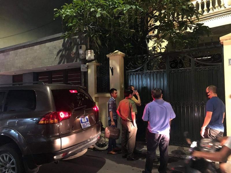 Ai đã bị bắt trong các vụ án liên quan ông Nguyễn Đức Chung? - ảnh 2