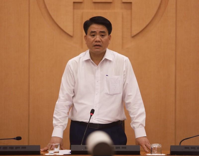 Ai đã bị bắt trong các vụ án liên quan ông Nguyễn Đức Chung? - ảnh 1