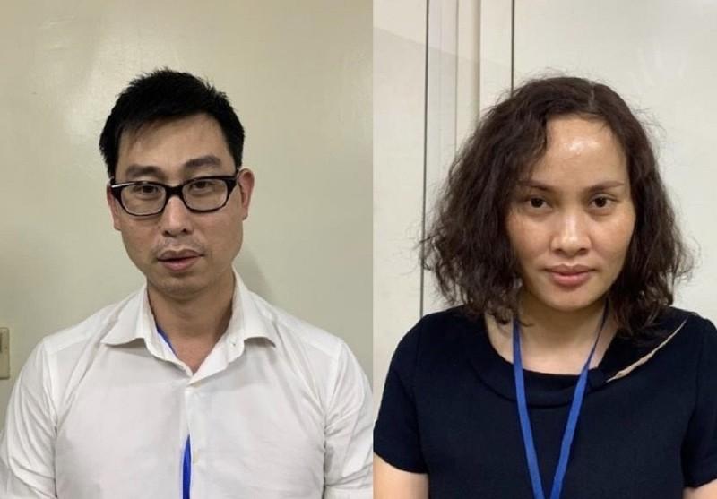 Bắt giam 2 người nâng khống giá thiết bị y tế ở BV Bạch Mai - ảnh 1