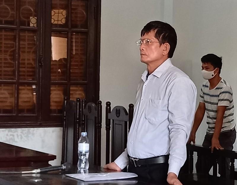Bị cáo đề nghị thay kiểm sát viên nhưng bị tòa bác - ảnh 1