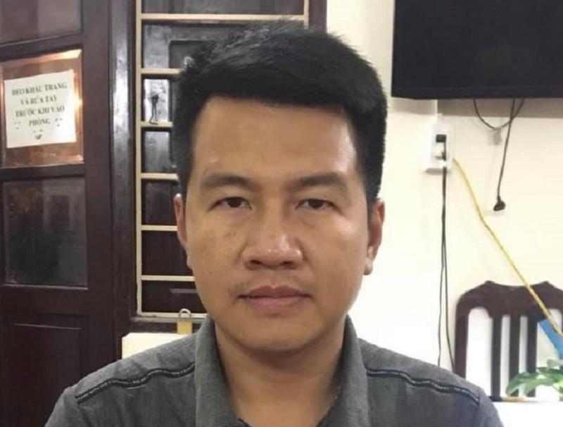 'Trùm' tín dụng đen tại Hà Nội bị khởi tố - ảnh 1