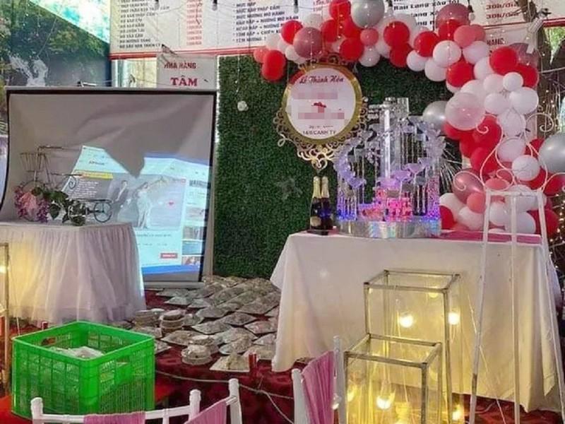 Cô gái đặt nhà hàng 150 mâm cỗ cưới rồi 'bỏ bom' - ảnh 2