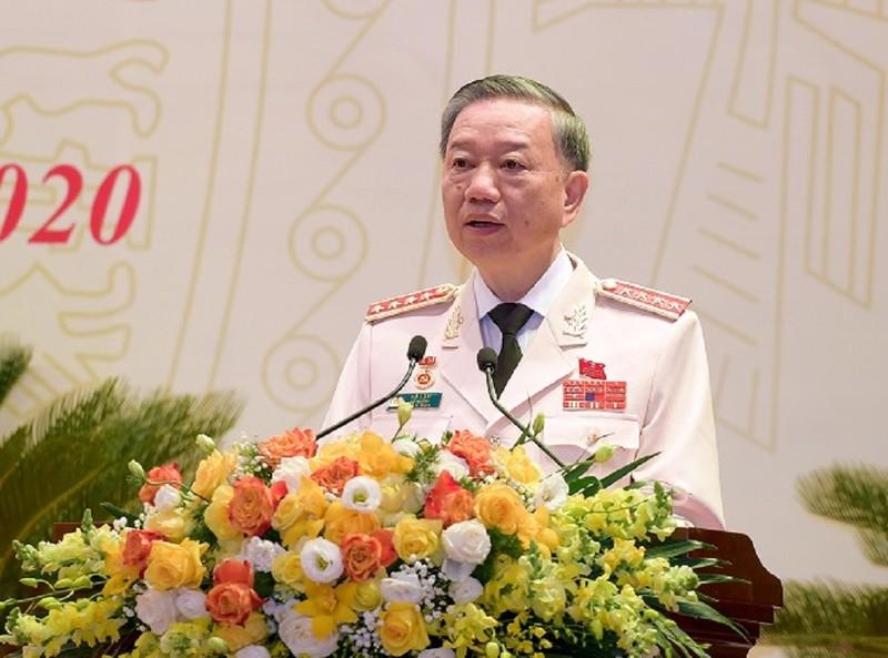 Thủ tướng: Xây dựng lực lượng công an trong sạch, tinh nhuệ - ảnh 1