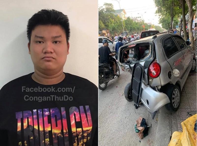 Tạm giữ tài xế uống rượu gây tai nạn làm 7 người thương vong - ảnh 1