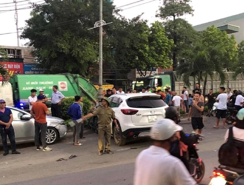 Thanh niên 18 tuổi mượn ô tô gây tai nạn chết người - ảnh 1
