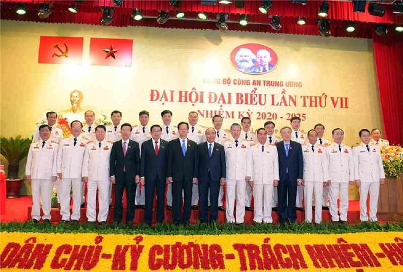 Thủ tướng: Xây dựng lực lượng công an trong sạch, tinh nhuệ - ảnh 2