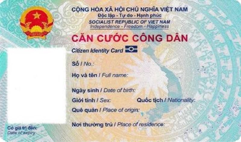 Bộ Công an có quy định cụ thể về mẫu thẻ CCCD gắn chip - ảnh 1