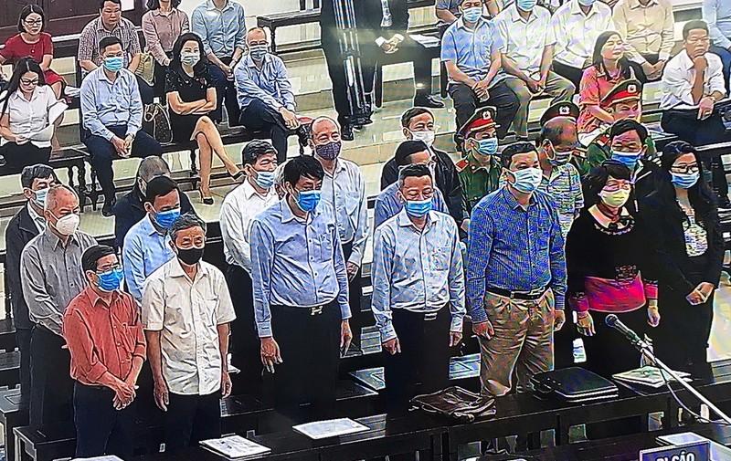 Vụ gang thép Thái Nguyên: Vắng cựu tổng giám đốc, tòa vẫn xử - ảnh 1
