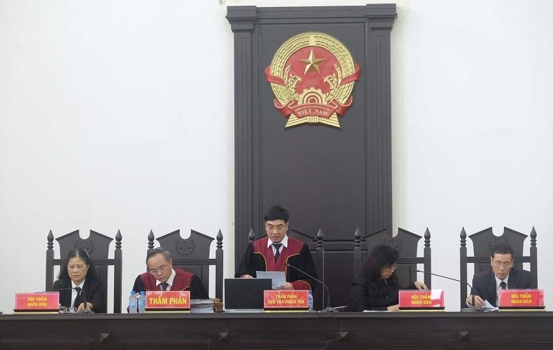 Chiều nay tuyên án 19 bị cáo đại án gang thép Thái Nguyên - ảnh 3