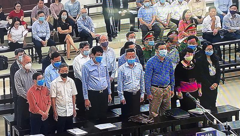 Chiều nay tuyên án 19 bị cáo đại án gang thép Thái Nguyên - ảnh 1