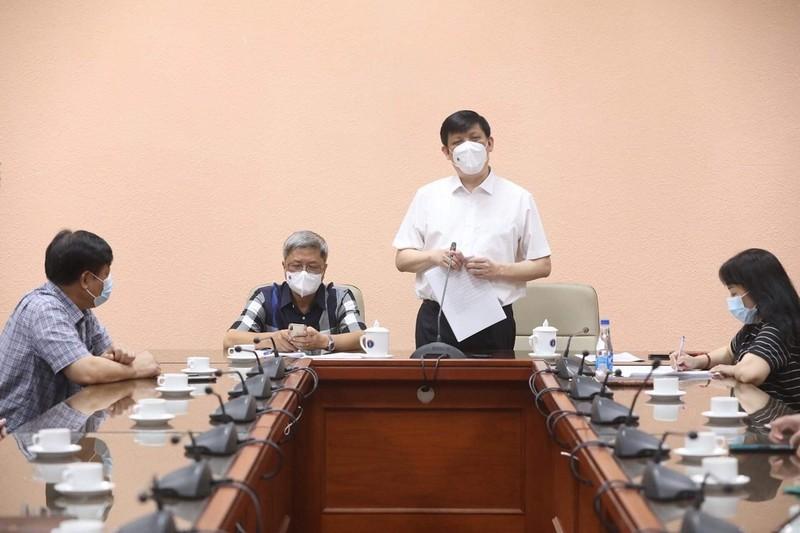 Việt Nam cử 35 chuyên gia 'tinh nhuệ' giúp Lào chống COVID-19 - ảnh 1