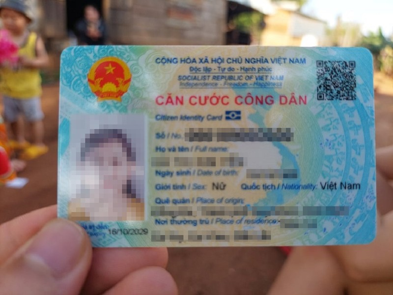 Bộ Công an: 35 triệu người Việt Nam đã được cấp số định danh cá nhân - ảnh 1