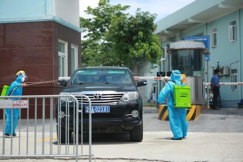 Bệnh viện K Tân Triều dỡ phong tỏa sau 1 tháng cách ly vì COVID-19 - ảnh 5