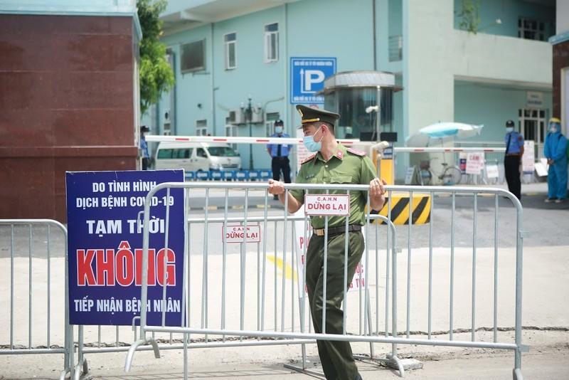 Bệnh viện K Tân Triều dỡ phong tỏa sau 1 tháng cách ly vì COVID-19 - ảnh 3