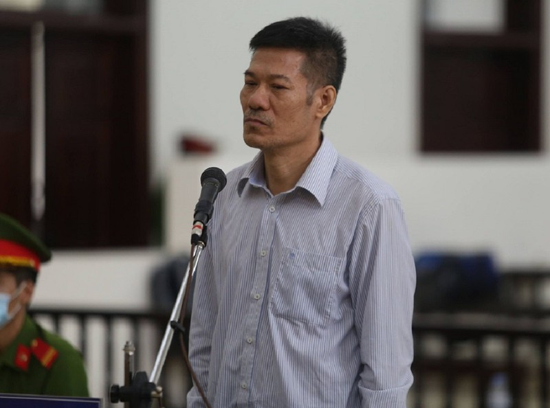 Y án 10 năm tù đối với cựu giám đốc CDC Hà Nội - ảnh 1