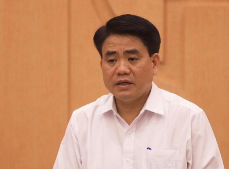 Công an nhận định ông Nguyễn Đức Chung 'đùn đẩy cho cấp dưới' - ảnh 1