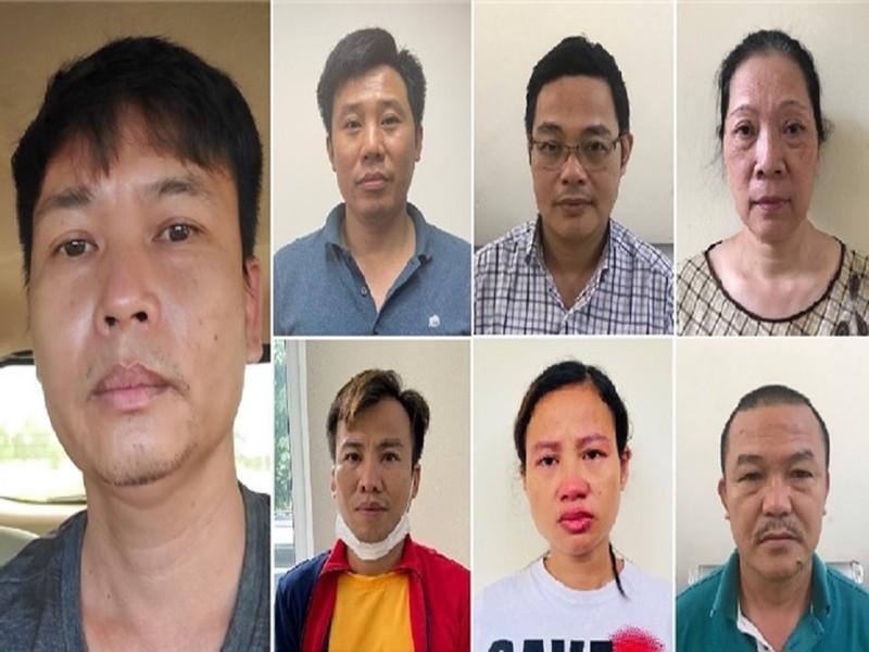 Nóng: Bộ Công an bắt giam tổng giám đốc công ty cây xanh Hà Nội - ảnh 1
