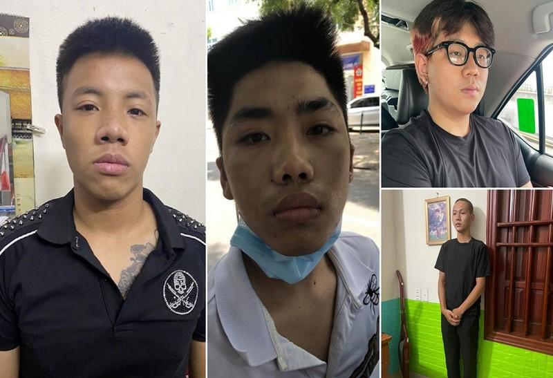4 kẻ cướp xe máy của chị lao công đã bị công an bắt giữ - ảnh 1