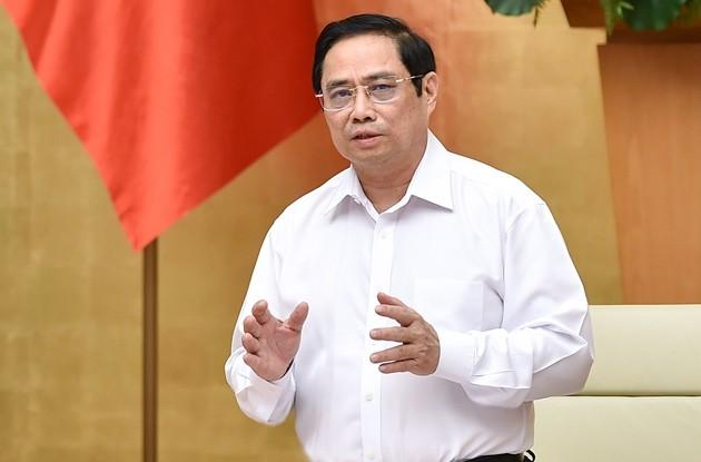 Thủ tướng: Chậm nhất 30-9, Tiền Giang và Kiên Giang phải kiểm soát được dịch - ảnh 1