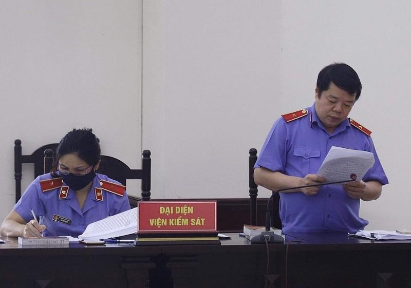 VKS đề nghị không chấp nhận việc 'bồi thường thay' cho Trịnh Xuân Thanh - ảnh 1