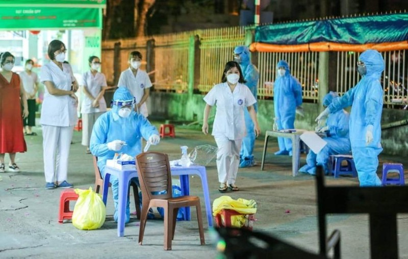 Phú Thọ: 14 cán bộ y tế chi viện TP.HCM chống dịch bị nhiễm COVID-19 - ảnh 1
