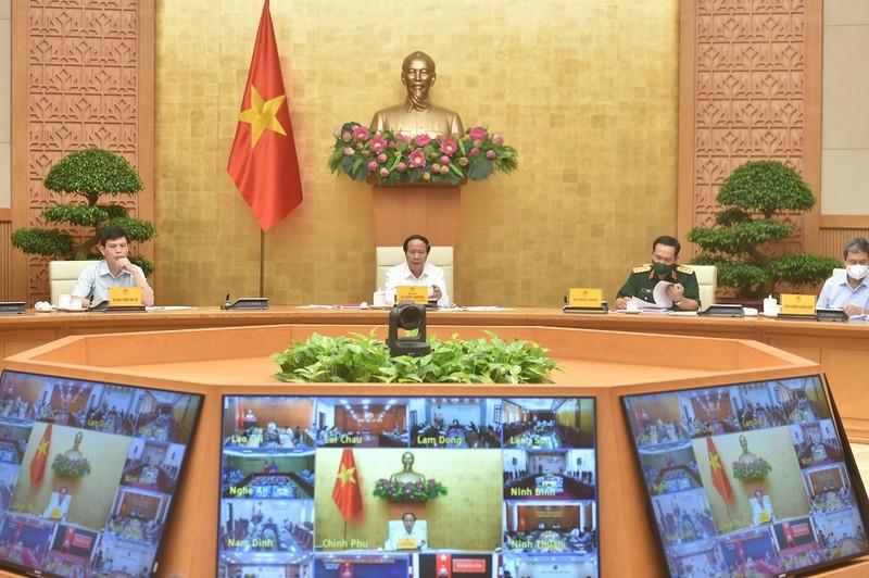 Phó Thủ tướng cho ý kiến về thí điểm mở lại đường bay từ 10-10 - ảnh 1