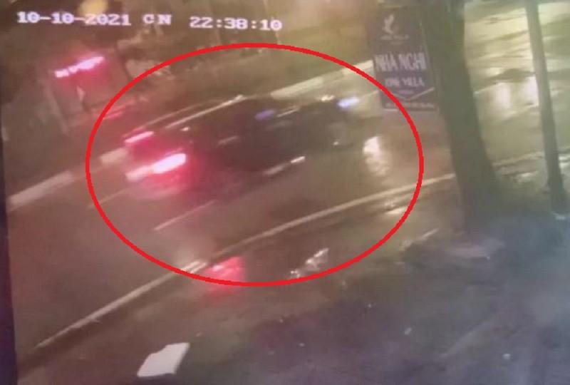 1 tài xế ô tô nghi gây tai nạn trong đêm rồi bỏ chạy - ảnh 1