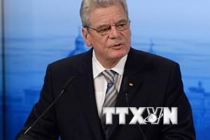 Tổng thống Đức Joachim Gauck. (Nguồn: AFP/TTXVN)