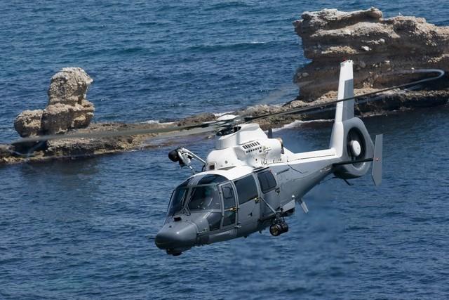 Kiểm ngư Việt Nam sẽ được trang bị trực thăng AS-565 Panther