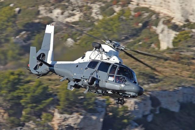 Kiểm ngư Việt Nam sẽ được trang bị trực thăng AS-565 Panther ? - ảnh 5